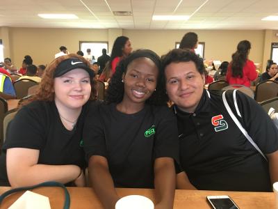 Georgia students go big with Lead2Feed Student Leadership Program