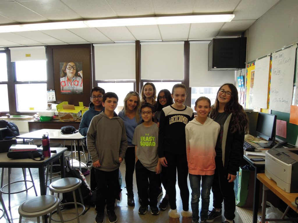Sixth-graders win $11K in leadership competition